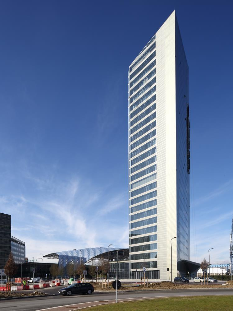Torre Unipol di Bologna: Photo 5