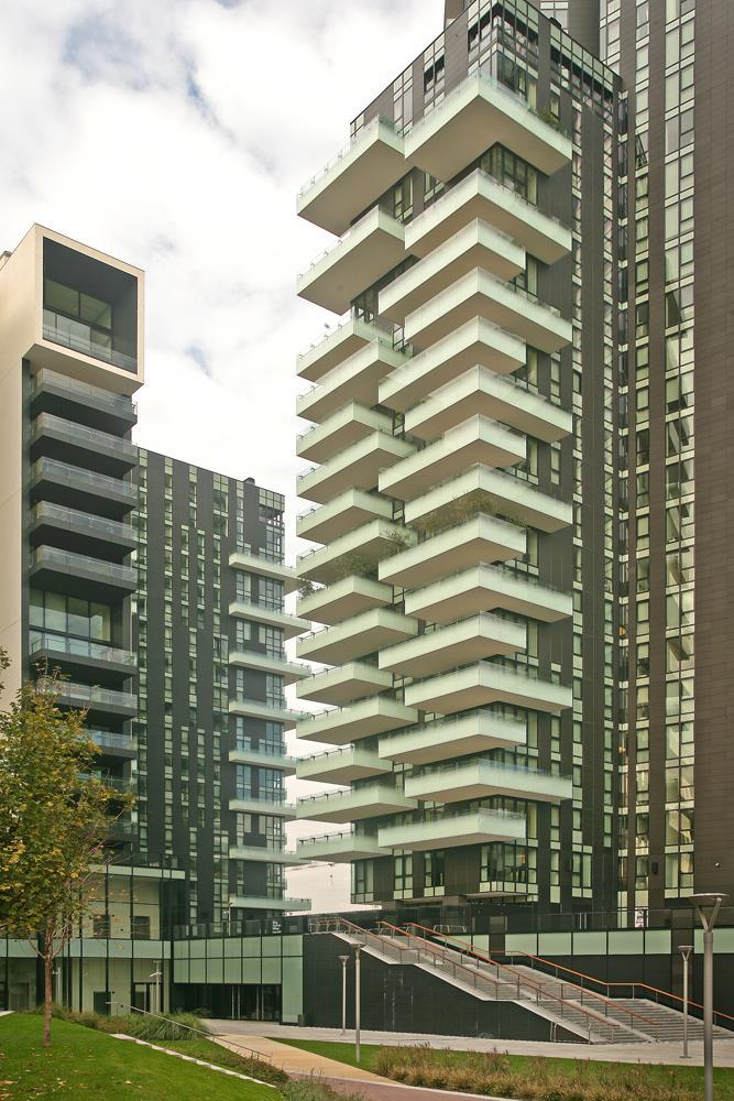 Porta Nuova Solea and Solaia Towers: Photo 14