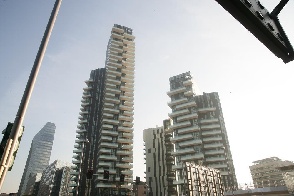 Porta Nuova Solea and Solaia Towers: Photo 12