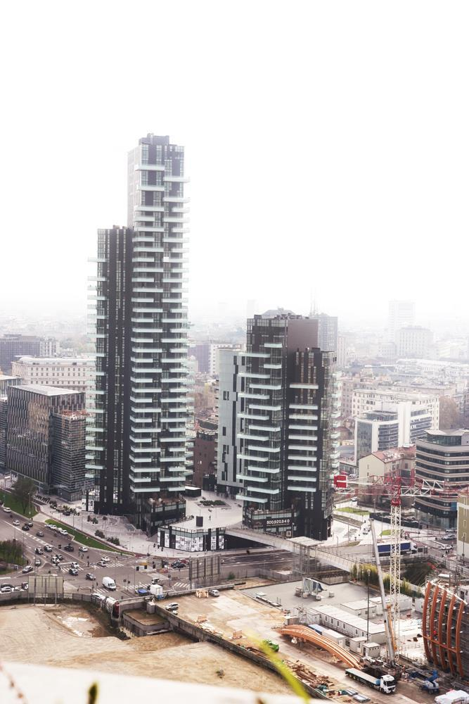 Porta Nuova Solea and Solaia Towers: Photo 11