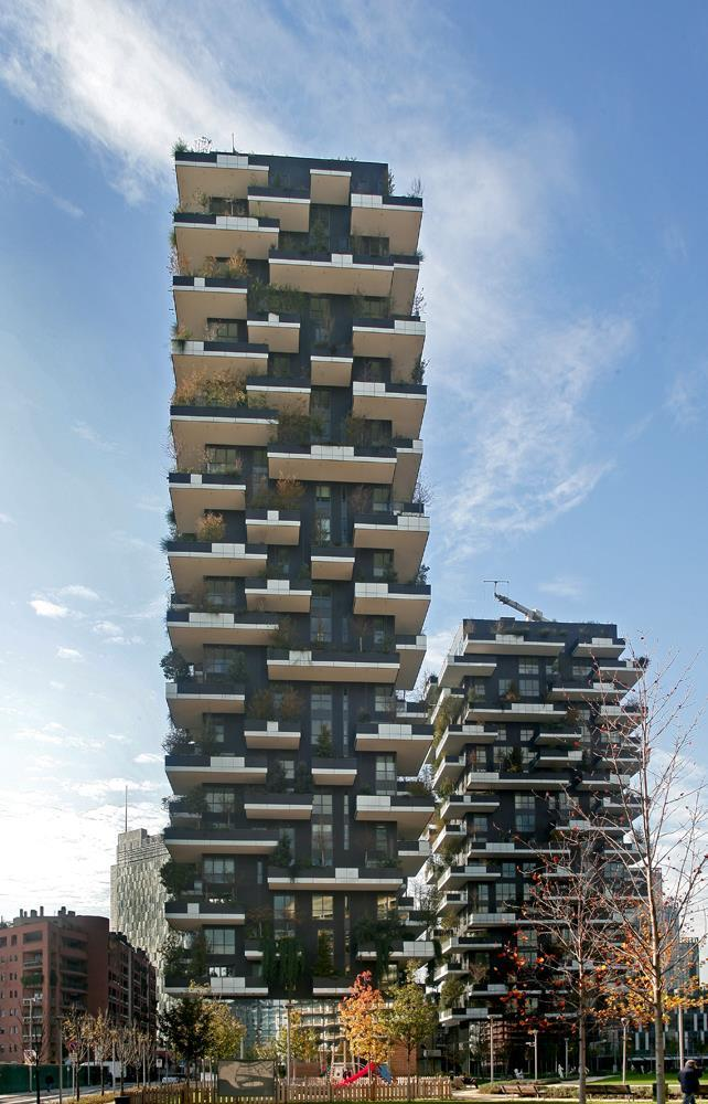 Bosco verticale: Photo 38