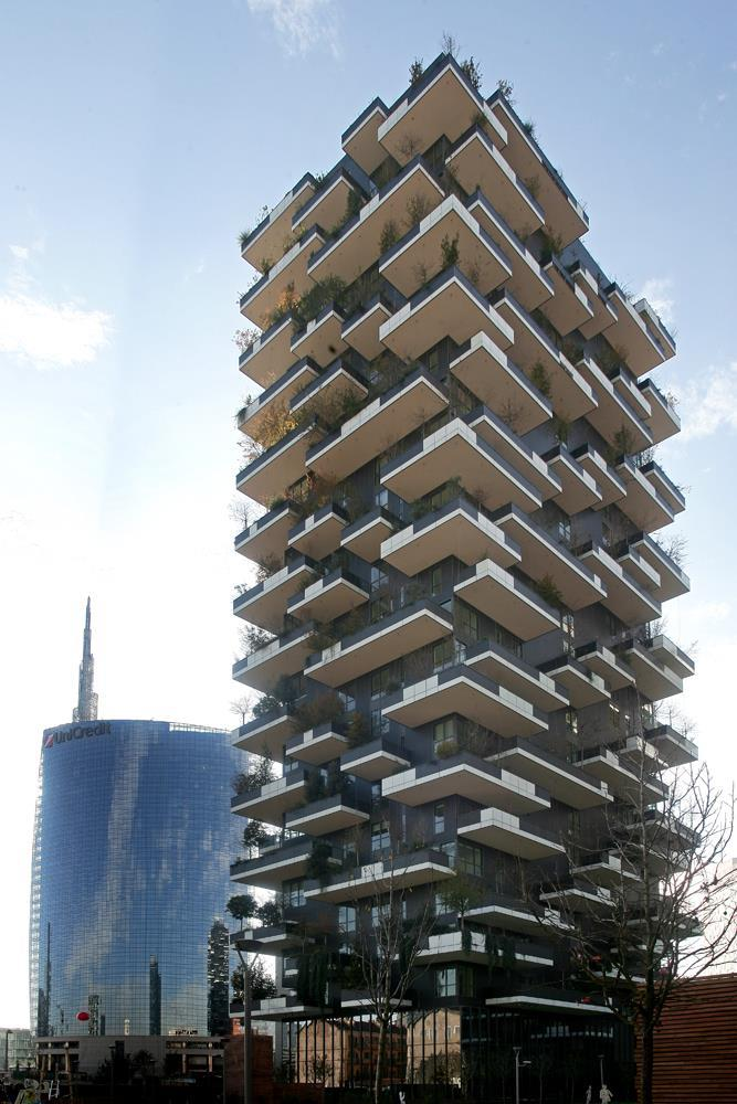 Bosco verticale: Photo 39