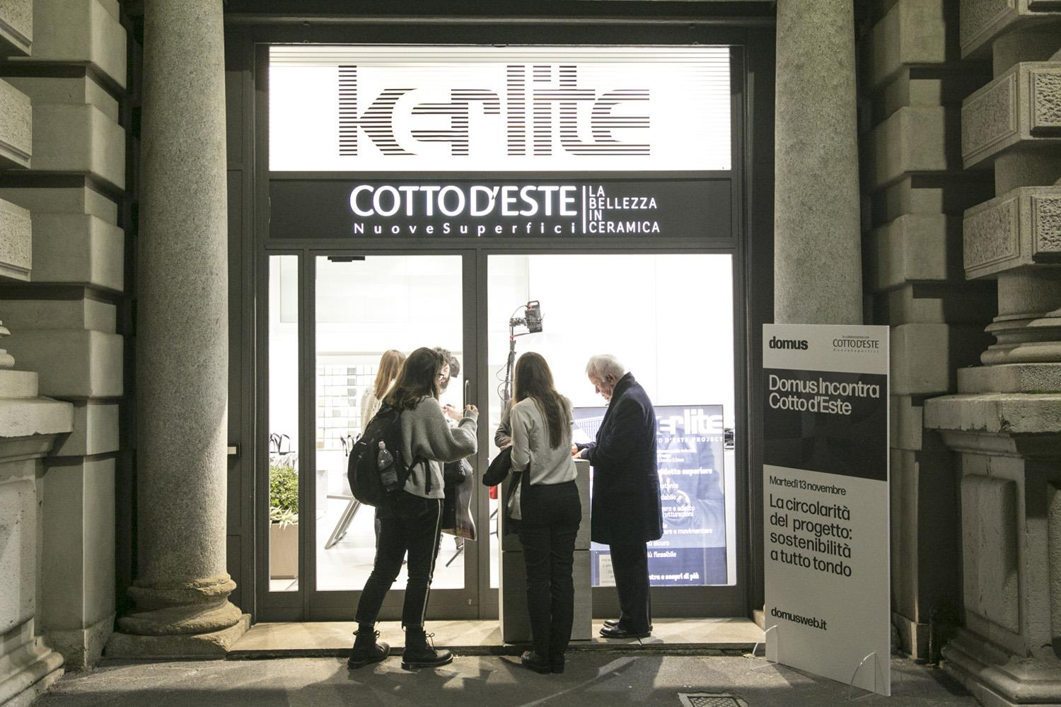 Cotto d'Este, A dialogue with Design: Photo 3