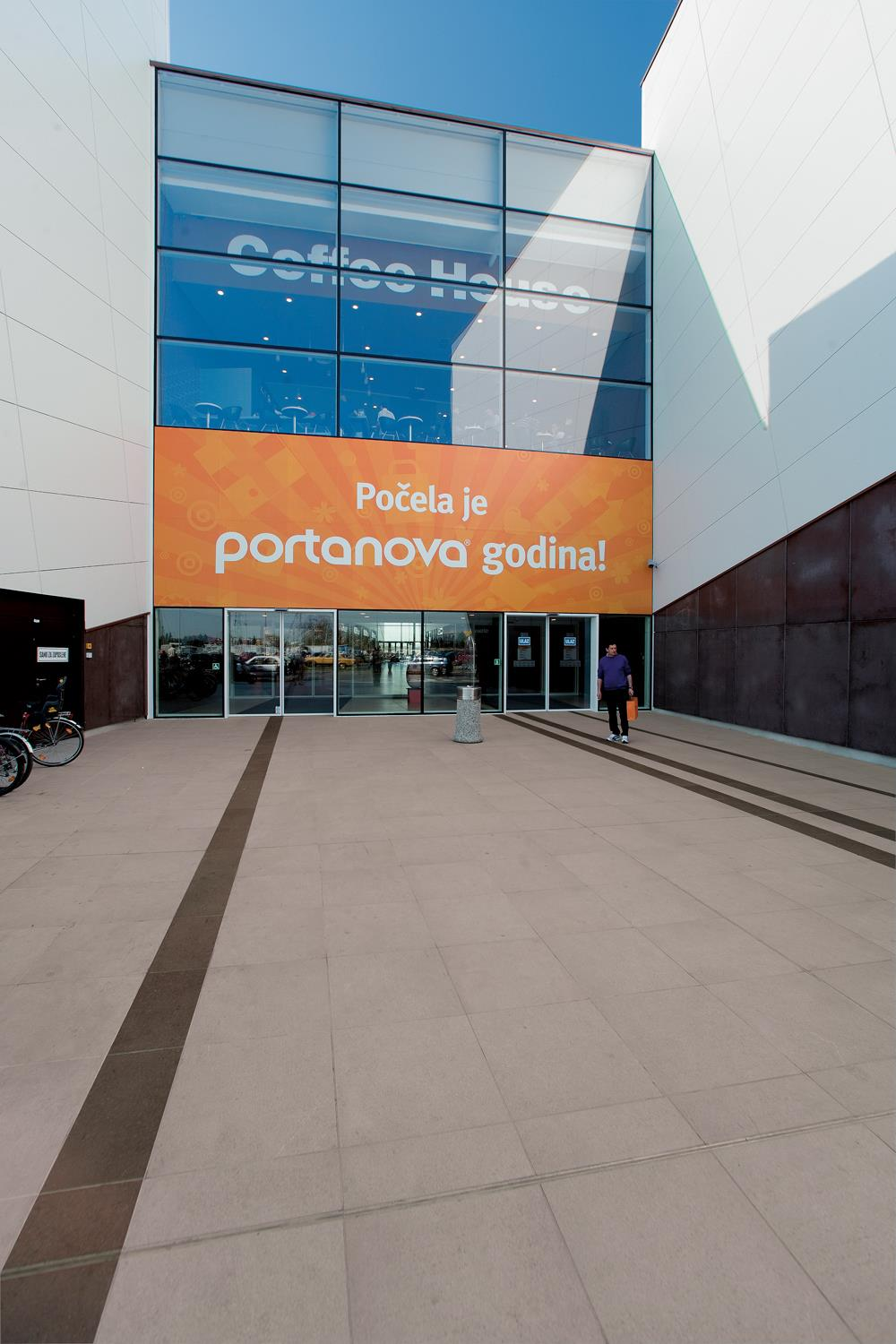Shopping centre Portanova: Photo 10